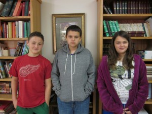 Catechism Students