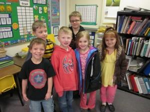 Lower grade Students