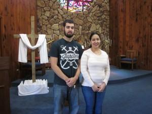 Virginia Baptized into Christ